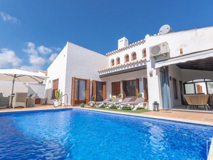 4 Bedroom Villa – El Valle Golf Resort- Murcia
