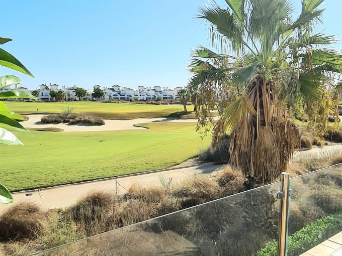 3 Bed 2 Bath Townhouse on La Torre golf Resort – Murcia
