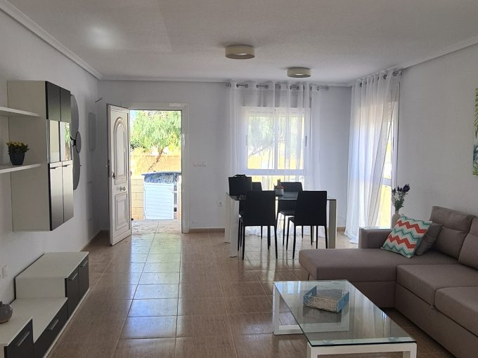Millenium Villa Sierra Golf – Murcia – 2 Bed 1 Bath