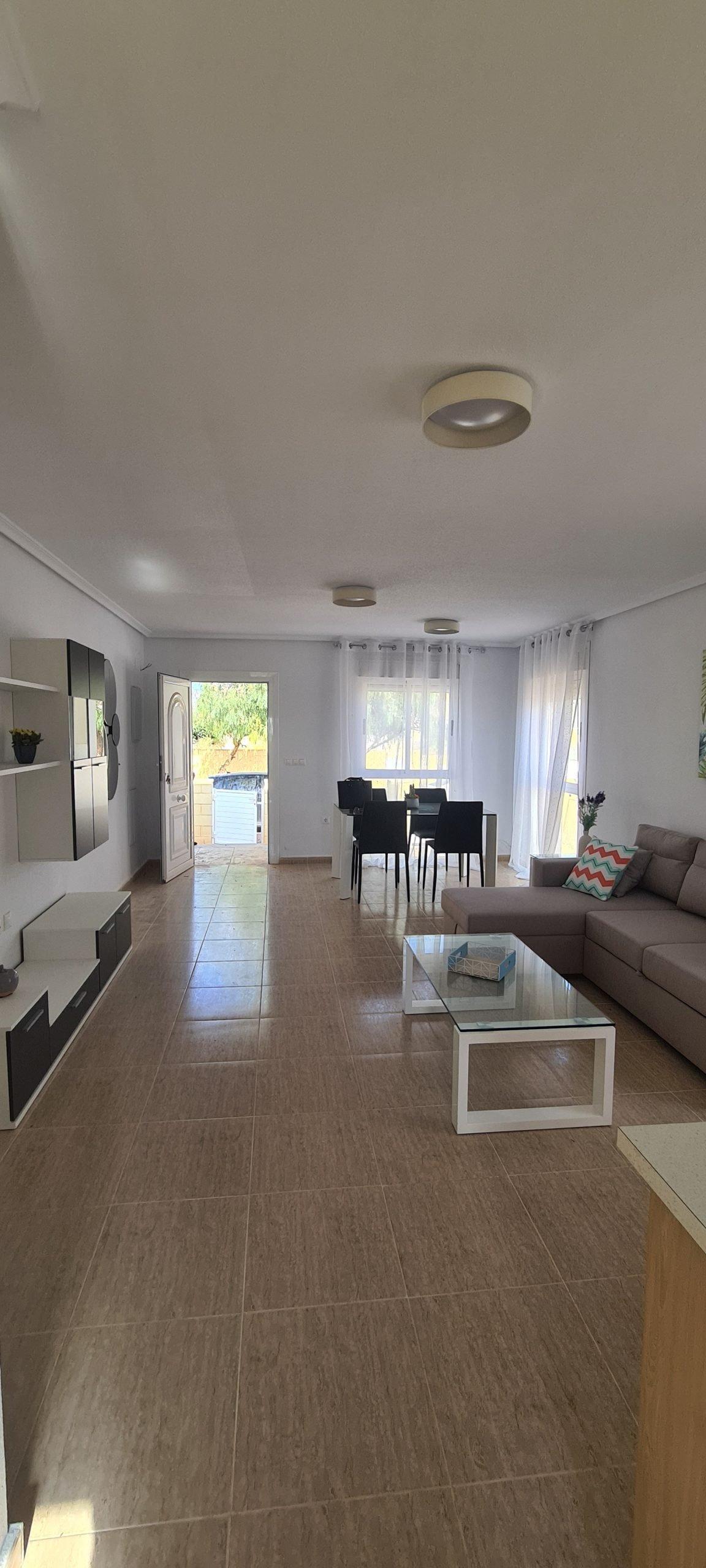 Millenium Villa Sierra Golf – Murcia – 2 Bed 1 Bath