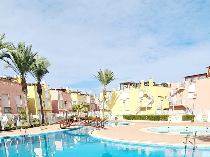 1 bedroom 1 bathroom Apartment Laguna Pueblo – Vera Playa – Almeria