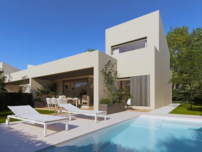 Serenity Villa Pool