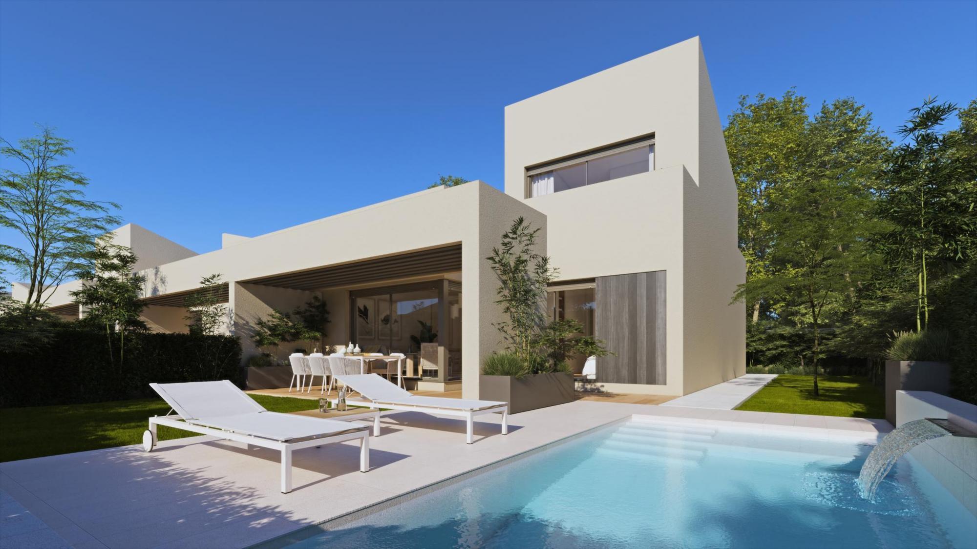 Serenity Villas Hacienda Del Alamo Golf Resort – Murcia