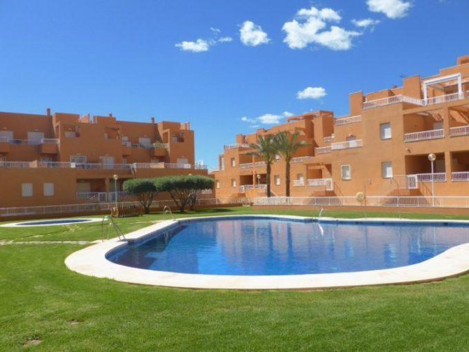 3 Bed 2 Bath Apartments – Marina Golf Urbanisation – Mojacar – Almeria