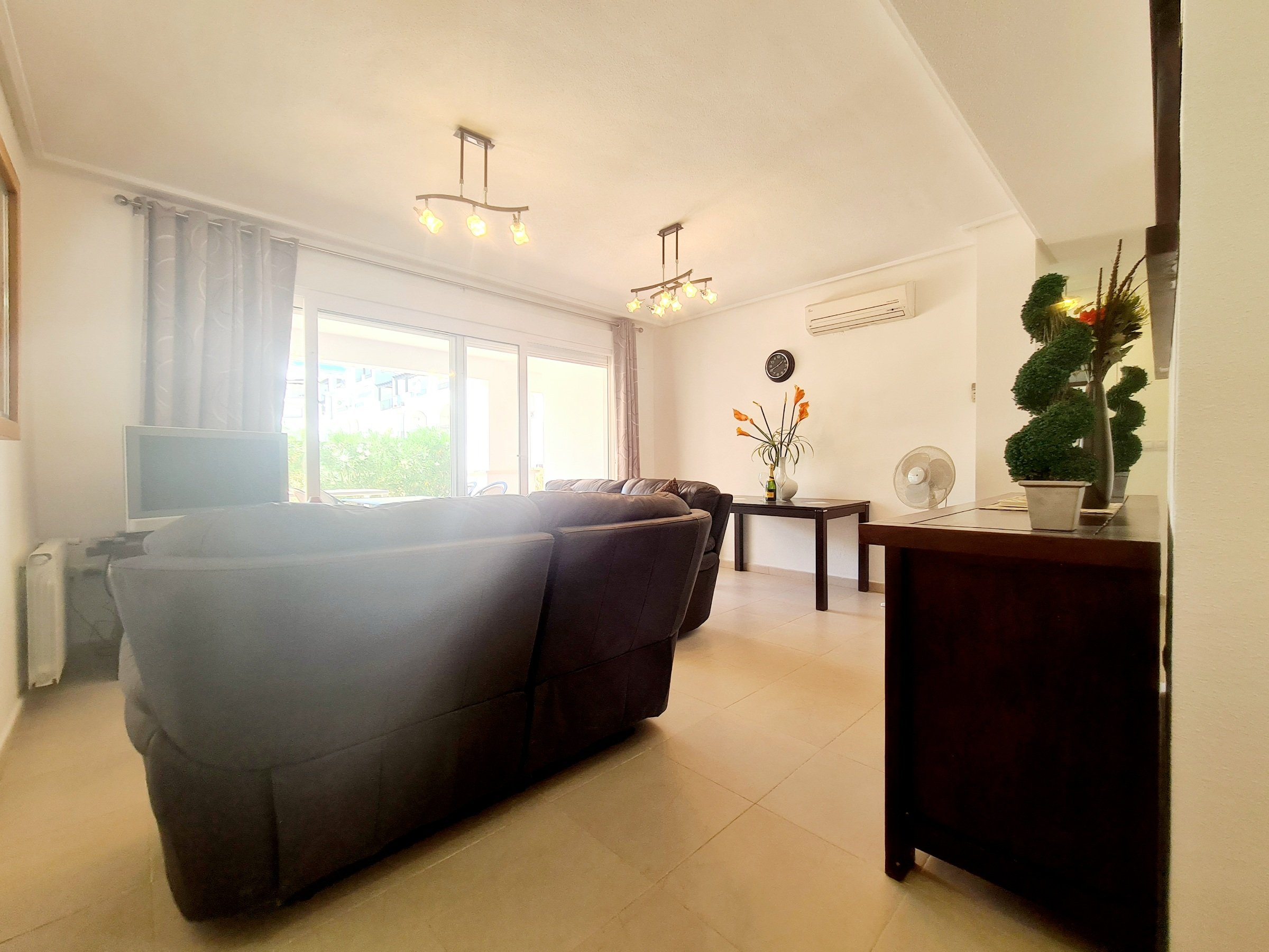 2 Bed 1 Bath Ground Floor Apartment For Sale – La Torre Golf Resort – Murcia