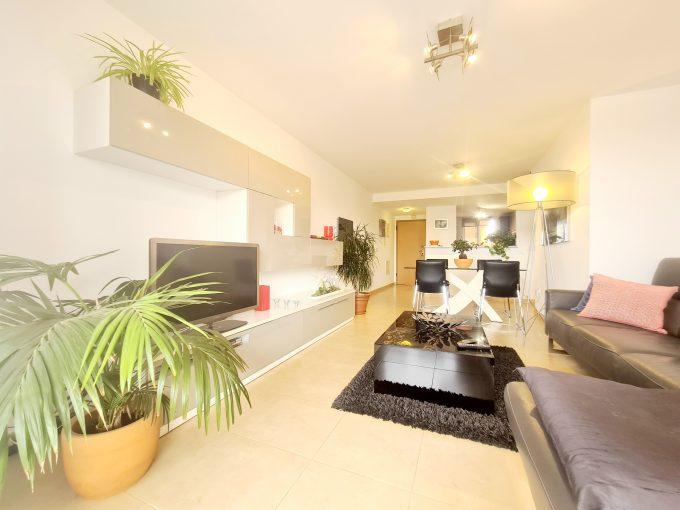 2 bed 2 bath apartment with amazing golf views – Mar Menor Golf Resort – Murcia