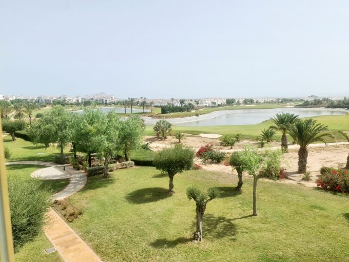 2 Bed 1 Bath 2nd Floor Apartment With The Best Views Of La Torre Golf Resort – Murcia